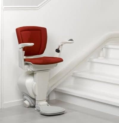 Otto Stairlift Red