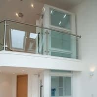 modern iside stairlift